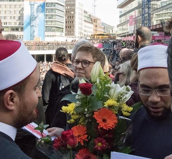 Sveriges imamråd fördömer det fruktansvärda och fega terrordåd mot oskyldiga