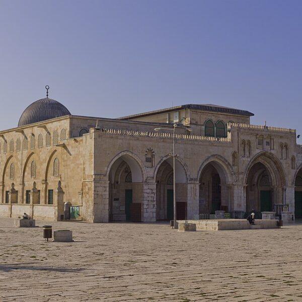 Pressmeddelande från FIFS: Angående attackerna mot Al-Aqsa moskén